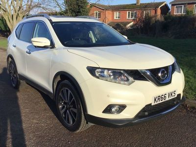 used Nissan X-Trail 1.6 dCi N-Tec 5dr Xtronic [7 Seat] Station Wagon 2016
