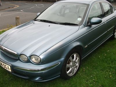 used Jaguar X-type Saloon 2.0d SE (09/03-12/04) 4d