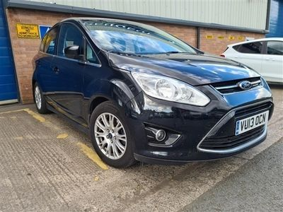 used Ford C-MAX 1.6 TDCi Titanium Turbo **ONE OWNER FROM NEW** 5dr
