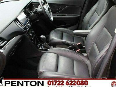 used Vauxhall Mokka X 1.4i Turbo Ultimate Auto 5dr - AUTO - SAT NAV - LEATHER! SUV 2018