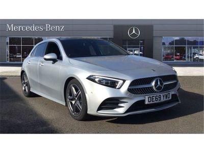 used Mercedes A180 A ClassAMG Line Premium Plus 5dr Auto Diesel Hatchback