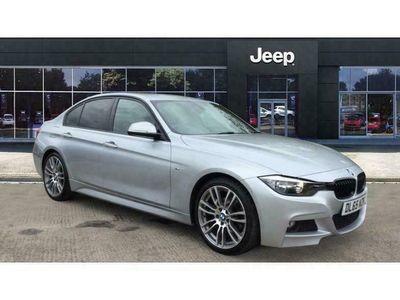 used BMW 320 3 Series d M Sport 4dr [Business Media] Diesel Saloon