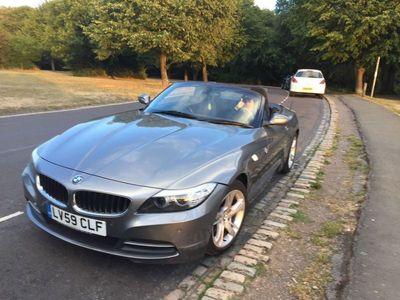 used BMW Z4 2.5 23i sDrive 2dr