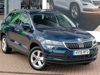 used Skoda Karoq SUV 1.5 TSI (150ps) SE ACT