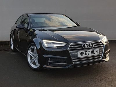 used Audi A4 1.4T Fsi S Line 4Dr [Leather/Alc]