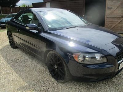 used Volvo C70 2.4i SE Lux 2dr Geartronic