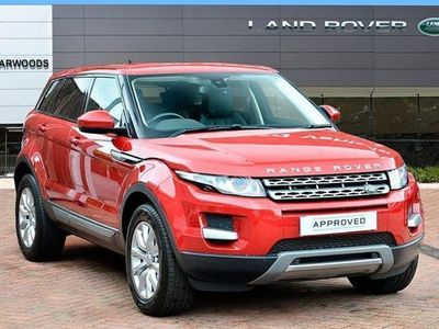 used Land Rover Range Rover evoque 2.2TD Pure