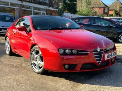 used Alfa Romeo Brera 2.2 JTS SV 3dr