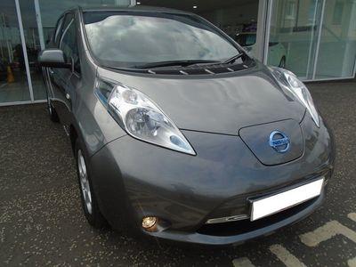 used Nissan Leaf Acenta 5dr Grey Electric