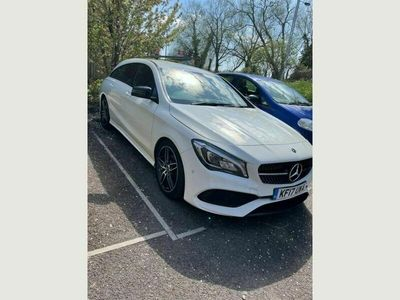 used Mercedes CLA200 Shooting Brake Cla Class 2.1 d AMG Line 7G-DCT (s/s) 5dr