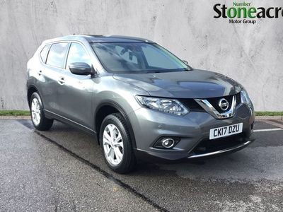 used Nissan X-Trail Dci Acenta 1.6 dCi Acenta SUV 5dr Diesel (s/s) (130 ps)