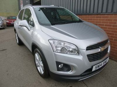 used Chevrolet Trax 1.7 VCDi 130 AWD Start-Stop LT