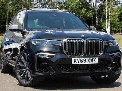 used BMW X7 X7M50d