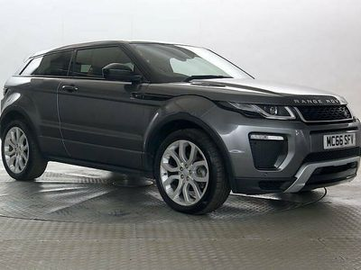 used Land Rover Range Rover evoque 2.0 TD4 180 HSE Dynamic