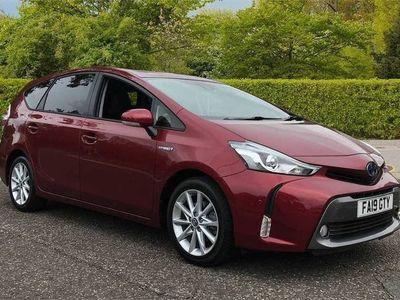 used Toyota Prius+ Estate 1.8 VVTi Excel TSS 5dr CVT Auto