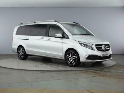 used Mercedes V220 V Class 2.0Sport G-Tronic+ XLWB EU6 (s/s) 5dr 8 Seat XLWB