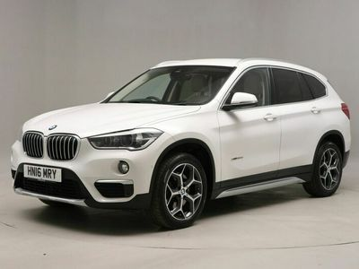 used BMW X1 xDrive 20d xLine 5dr Step Auto For Sale Reg:HN16 MRY
