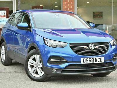 used Vauxhall Grandland X SE S/S 1.2 5dr