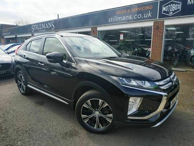 used Mitsubishi Eclipse Cross 1.5T 4 CVT 4WD (s/s) 5dr LEATHER,NAV,PAN ROOF