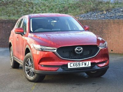 used Mazda CX-5 2.2D Se-L Nav+ 5Dr