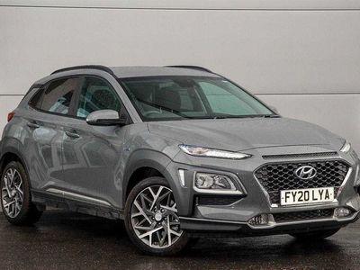 used Hyundai Kona 1.6 GDi Hybrid Premium 5dr DCT