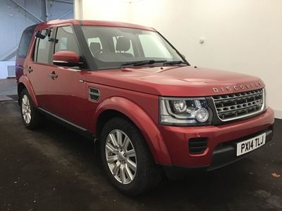 used Land Rover Discovery 3.0 SDV6 GS 5d 255 BHP