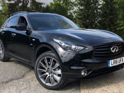 used Infiniti QX70 3.0d Ultimate 5dr Auto