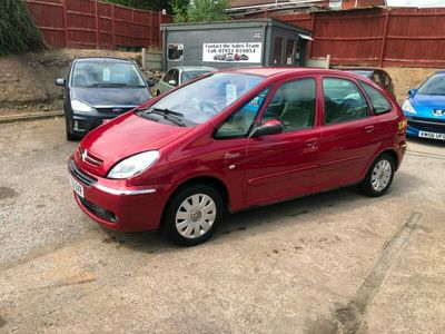 used Citroën Xsara Picasso 1.6 HDi Exclusive 5dr
