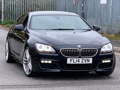 used BMW 640 6 Series Gran Coupe 3.0 d M Sport Gran Coupe 4dr