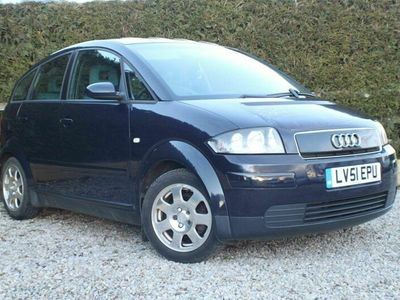 used Audi A2 1.4 5dr