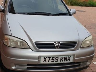used Vauxhall Astra 1.6 i LS 5dr (a/c)