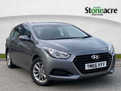 used Hyundai i40 1.7 CRDi Blue Drive S Tourer 5dr Diesel (s/s) (115 ps)