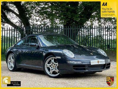 used Porsche 911 Carrera 3.6 2 2d 325 BHP