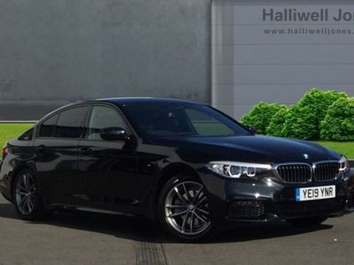 used BMW 520 5 Series i M Sport 4dr Auto