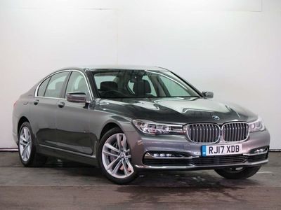 used BMW 750 7 Series I Exclusive 4Dr Auto