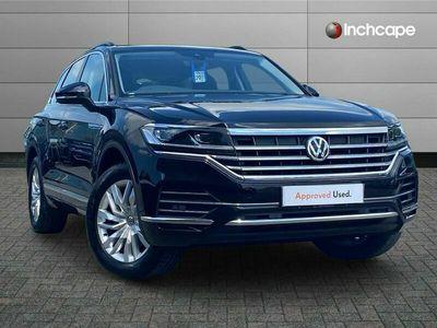 used VW Touareg Diesel Estate 3.0 V6 TDI 4Motion 231 SEL 5dr Tip Auto