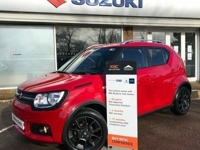 used Suzuki Ignis SZ-T DUALJET - NAV