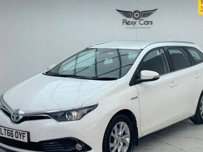 used Toyota Auris 1.8 VVT-I BUSINESS EDITION TOURING SPORTS 5d 99 BHP REAR CAMERA+NAV+BLU+12