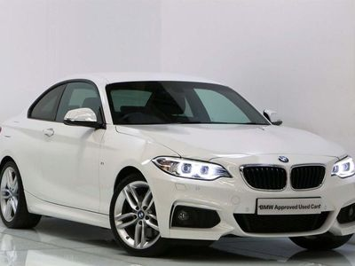 used BMW 228 2 Series i M Sport Coupe