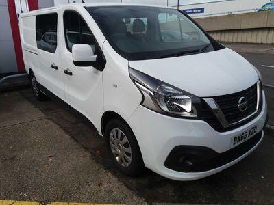 used Nissan NV300 1.6 dCi 145ps H1 Acenta Crew Van