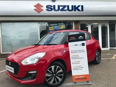used Suzuki Swift SZ-T DUALJET SHVS 1.3 5dr
