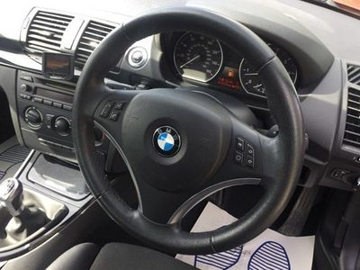 used BMW 120 1-Series Coupe i Sport 2d Step Auto