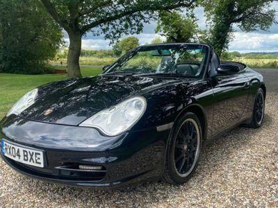 used Porsche 911 PETROL AUTOMATIC CONVERTIBLE 2 DOORS