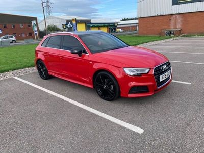 used Audi A3 Sportback 1.6 TDI 30 S line S Tronic (s/s) 5dr