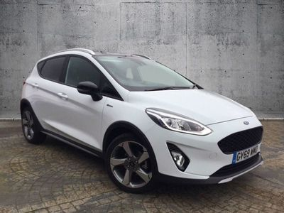 used Ford Fiesta 1.0 Ecoboost Active 1 5Dr