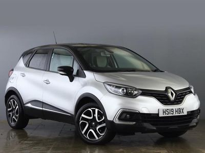 used Renault Captur Crossover 1.5 dCi 90 Iconic Energy S/S