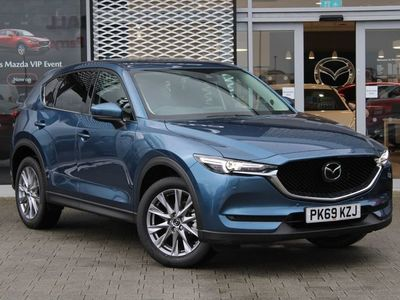 used Mazda CX-5 2019 Preston 2.0 Sport Nav+ 5dr Estate