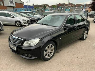 used Mercedes C200 C Class 2.1CDI BlueEFFICIENCY SE Edition 125 7G-Tronic 4dr