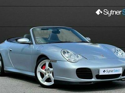 used Porsche 911 Carrera 4 Cabriolet 911 996 2dr S S 3.6
