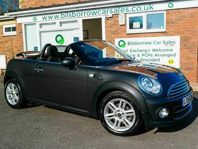 used Mini Cooper Cabriolet
